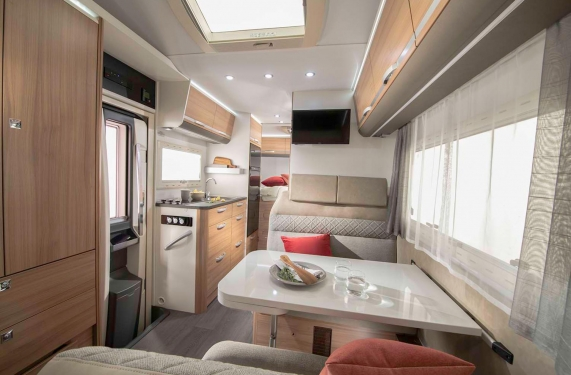 4201 CORAL XL AXESS 600 DP image interior BC8 6042